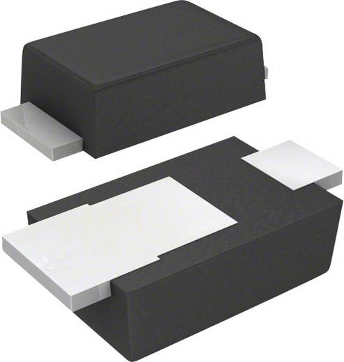 Standarddiode DIODES Incorporated DFLR1400-7 POWERDI®123 400 V 1 A