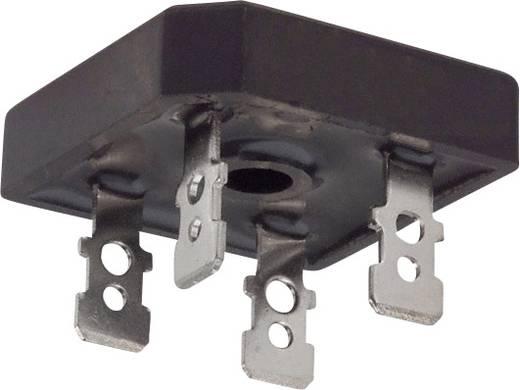 Brückengleichrichter Vishay GBPC2506-E4/51 GBPC 600 V 25 A Einphasig