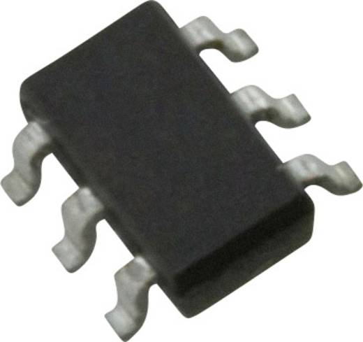 MOSFET Vishay SI3437DV-T1-E3 1 P-Kanal 3.2 W TSOP-6