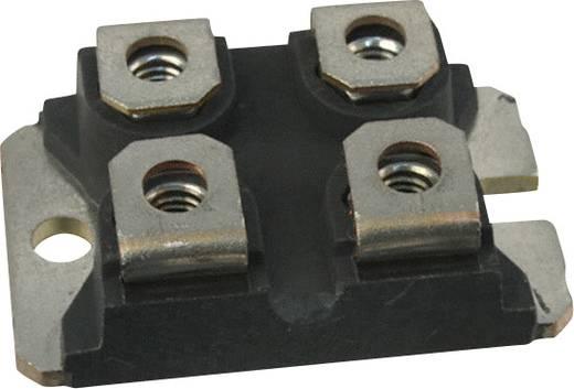 Standardioden-Array - Gleichrichter 60 A IXYS DSEI2X61-06C SOT-227-4 Array - Zweifach