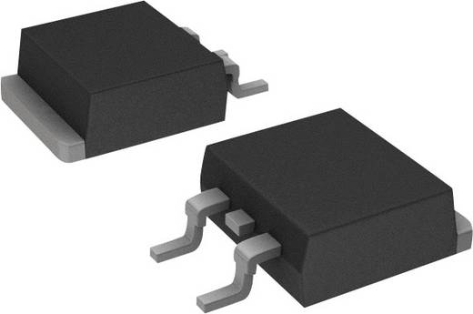 Schottky-Dioden-Array - Gleichrichter 10 A Vishay MBRB2045CT-E3/45 TO-263-3 Array - 1 Paar gemeinsame Kathoden