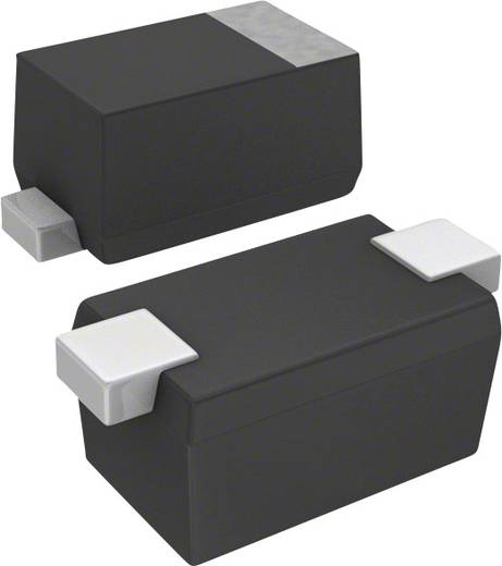 Panasonic Z-Diode DZ2720000L Gehäuseart (Halbleiter) SOD-723 Zener-Spannung 20 V Leistung (max) P(TOT) 120 mW