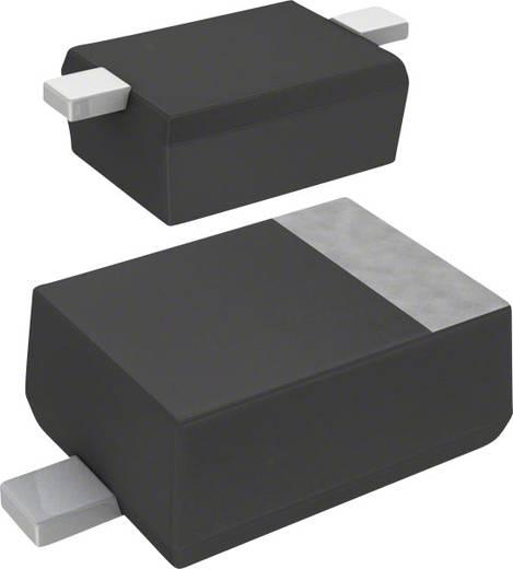 Panasonic Z-Diode DZ2J10000L Gehäuseart (Halbleiter) SMini2-F5-B Zener-Spannung 10 V Leistung (max) P(TOT) 200 mW