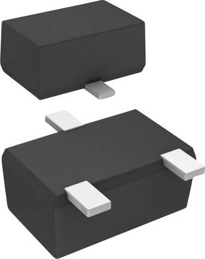 Panasonic Transistor (BJT) - diskret, Vorspannung DRC5143X0L SC-85 1 NPN - vorgespannt