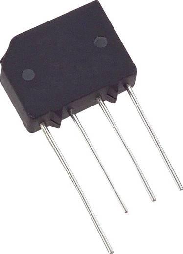Brückengleichrichter Vishay 2KBP01M-E4/51 KBPM 100 V 2 A Einphasig