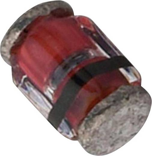 Vishay Z-Diode BZM55C6V2-TR Gehäuseart (Halbleiter) MicroMELF Zener-Spannung 6.2 V Leistung (max) P(TOT) 500 mW