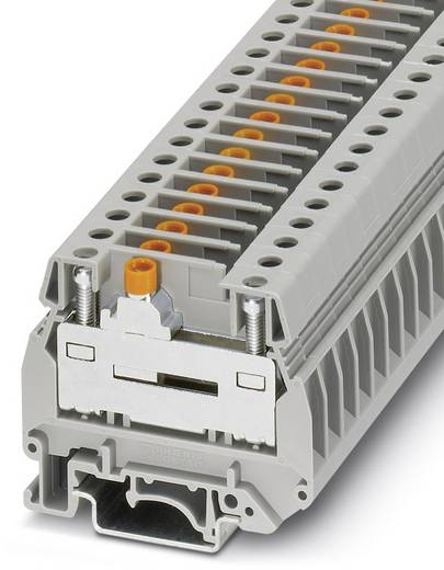 Bauelementreihenklemme UGSK/S + GS Grau Phoenix Contact 50 St.