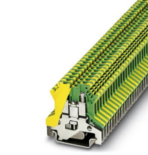 Phoenix Contact USLKG 1,5 N 3005853 Dreistock-Schutzleiterklemme Polzahl: 2 0.14 mm² 1.5 mm² Grün-Gelb 50 St.