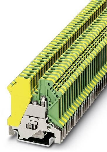 Schutzleiter-Reihenklemme USLKG 3 Grün-Gelb Phoenix Contact 50 St.