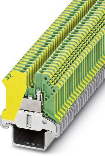 Schutzleiter-Reihenklemme USLKG 3-1 Grün-Gelb Phoenix Contact 50 St.
