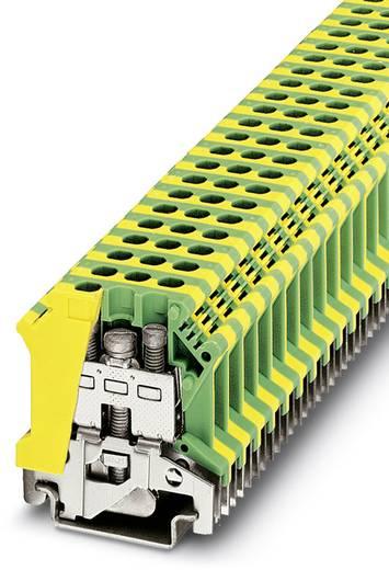 Schutzleiter-Reihenklemme USLKG10 Grün-Gelb Phoenix Contact 50 St.