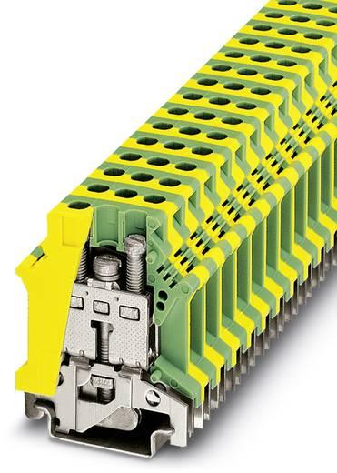Schutzleiter-Reihenklemme USLKG 16 Grün-Gelb Phoenix Contact 50 St.