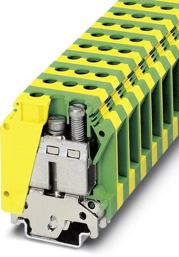 Schutzleiter-Reihenklemme USLKG35 Grün-Gelb Phoenix Contact 25 St.