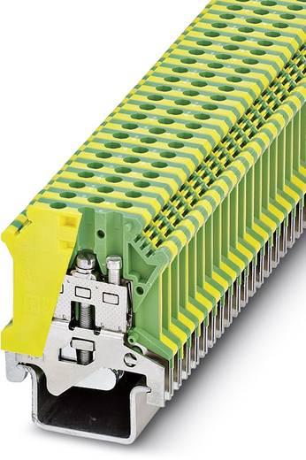 Schutzleiter-Reihenklemme USLKG 4-1 Grün-Gelb Phoenix Contact 50 St.