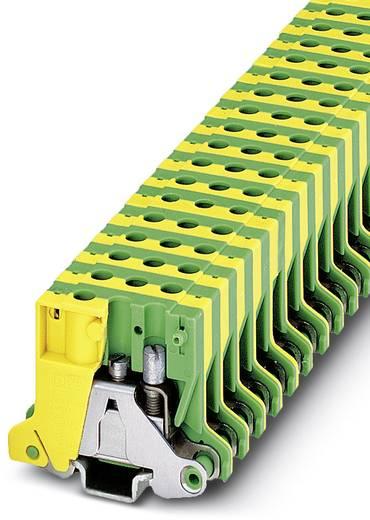 Schutzleiter-Reihenklemme MSLKG 5 Grün-Gelb Phoenix Contact 50 St.