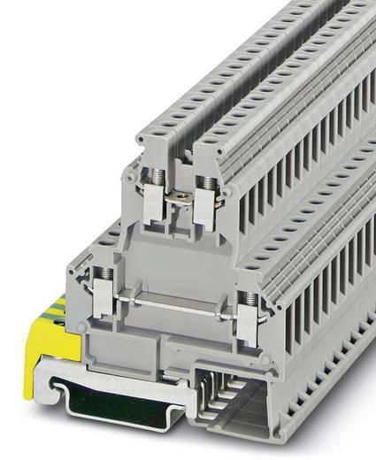 Phoenix Contact SLKK 5 0461018 Doppelstockklemme Polzahl: 5 0.2 mm² 4 mm² Grau 50 St.