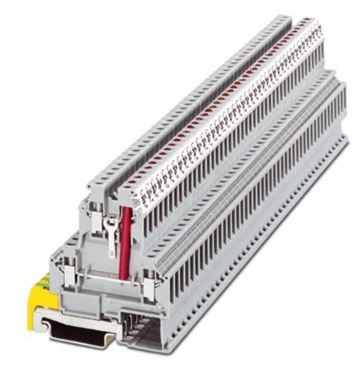 Doppelstock-Klemme SLKK 5-LA 24 RD/U-O Grau Phoenix Contact 50 St.