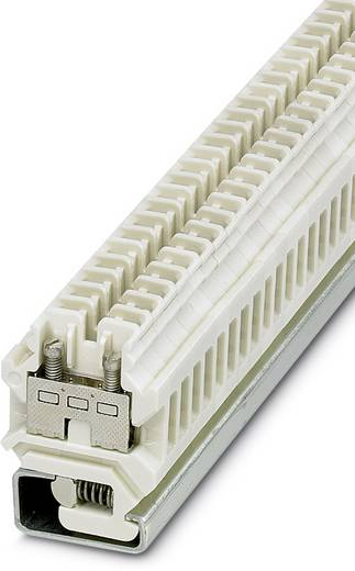 Phoenix Contact SSK 110 KER-EX 0502058 Durchgangsreihenklemme Polzahl: 2 0.5 mm² 6 mm² Weiß 50 St.
