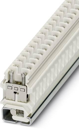 Phoenix Contact SSK 116 KER-EX 0503057 Durchgangsreihenklemme Polzahl: 2 0.5 mm² 10 mm² Weiß 50 St.