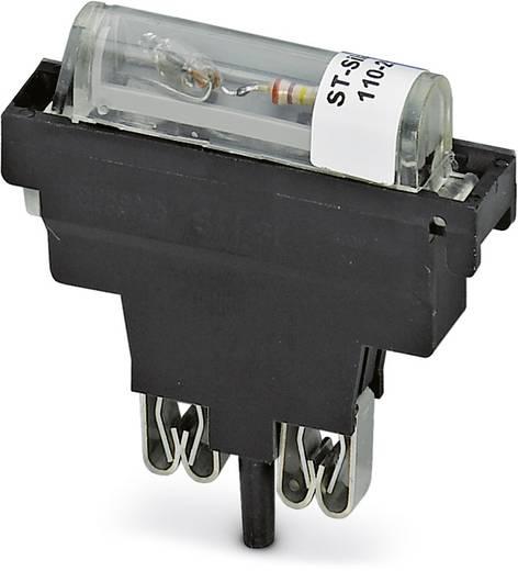 Sicherungsstecker ST 1-SILA 500 Schwarz Phoenix Contact 50 St.