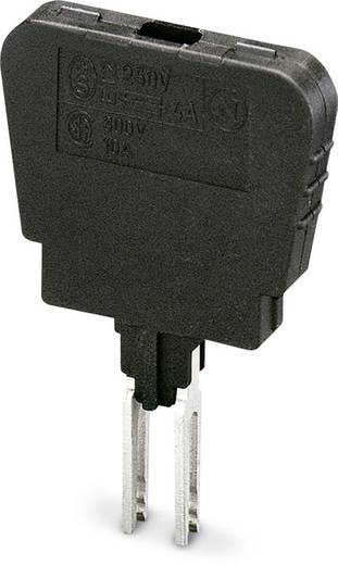 Sicherungsstecker ST-SI-UK 4 Schwarz Phoenix Contact 50 St.