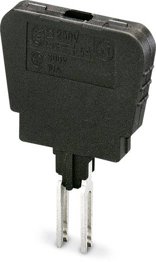 Sicherungsstecker ST-SILED 12-UK 4 Schwarz Phoenix Contact 50 St.
