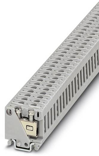 Phoenix Contact MBK 1401019 Durchgangsreihenklemme Polzahl: 2 0.2 mm² 1.5 mm² Grau 200 St.