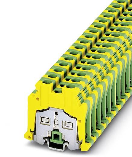 Schutzleiter-Reihenklemme MSLKG 6 Grün-Gelb Phoenix Contact 50 St.