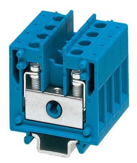 Phoenix Contact MBK 5 BU 1415092 Durchgangsreihenklemme Polzahl: 2 0.2 mm² 4 mm² Blau 50 St.