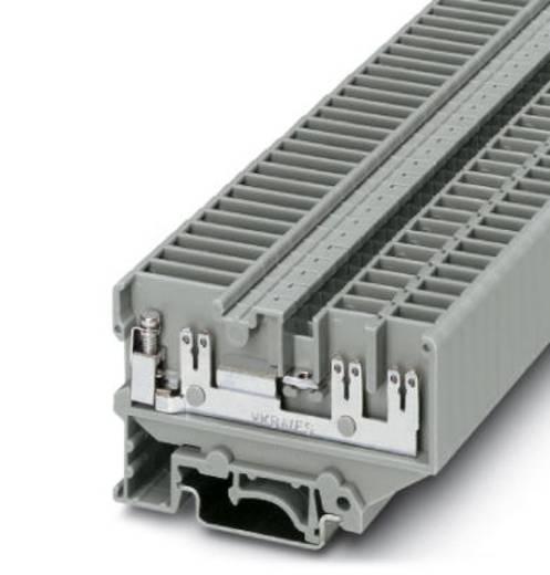 Durchgangsreihenklemme UVKB 4-FS/FS(2,8)TP(2,4)1234/L Grau Phoenix Contact 50 St.