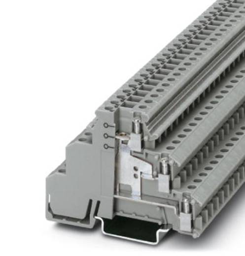 Phoenix Contact DIKD 1,5-PV BK 2715571 Initiatoren-/Aktorenklemme Polzahl: 6 0.2 mm² 2.5 mm² Schwarz 50 St.