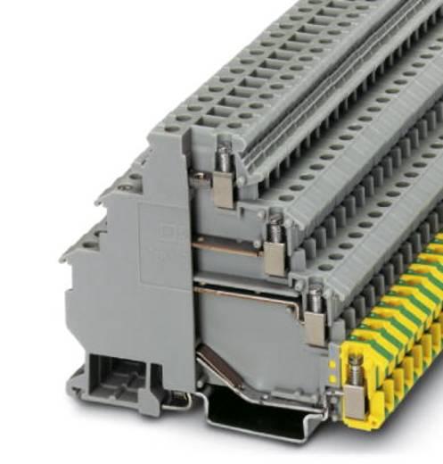 Phoenix Contact VIOK 1,5-3D/PE-EX 3024465 Initiatoren-/Aktorenklemme Polzahl: 7 0.2 mm² 2.5 mm² Grau 50 St.