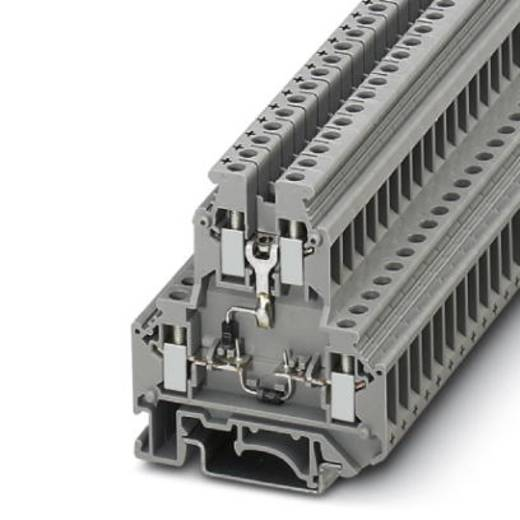 Phoenix Contact UKK 5-2DIO/UL-O/UL-UR 2791142 Durchgangsreihenklemme Polzahl: 4 0.2 mm² 4 mm² Grau 50 St.