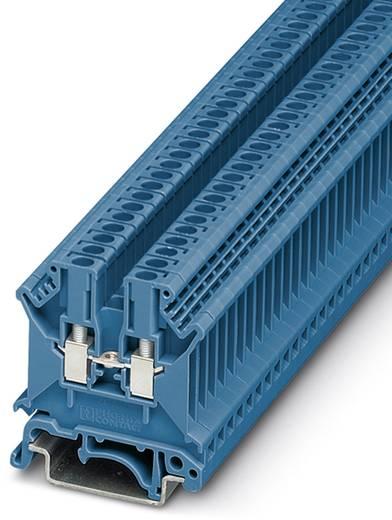 Phoenix Contact UK 3 N BU 3001514 Durchgangsreihenklemme Polzahl: 2 0.2 mm² 2.5 mm² Blau 50 St.