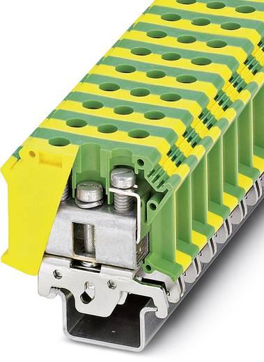 Schutzleiter-Reihenklemme UISLKG 35-1 Grün-Gelb Phoenix Contact 50 St.