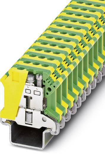Schutzleiter-Reihenklemme UISLKG 16-1 Grün-Gelb Phoenix Contact 50 St.