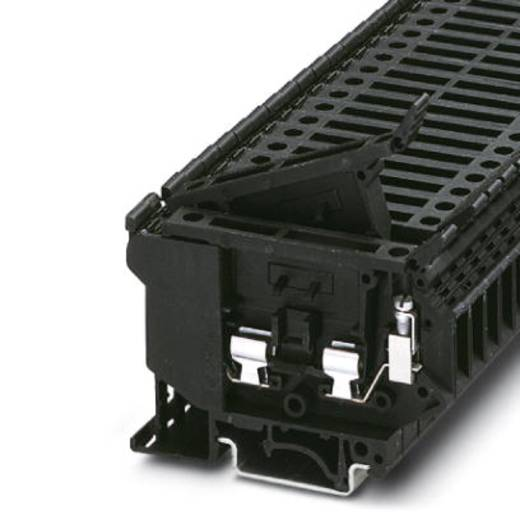 Phoenix Contact UK 5-HESILED 24V- 2MA 3001006 Sicherungsreihenklemme Polzahl: 2 0.2 mm² 4 mm² Schwarz 50 St.