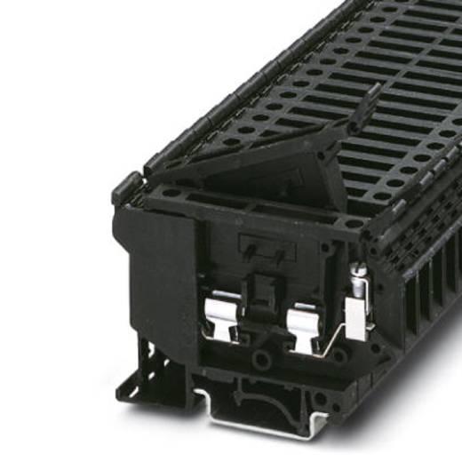 Sicherungsreihenklemme UK 5-HESILED 24V- 2MA Schwarz Phoenix Contact 50 St.