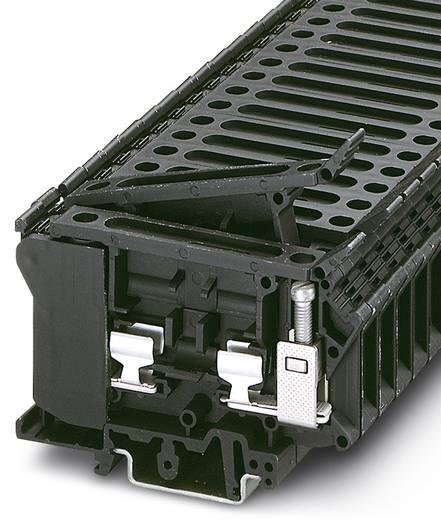 Sicherungsreihenklemme UK 6,3-HESI Schwarz Phoenix Contact 50 St.