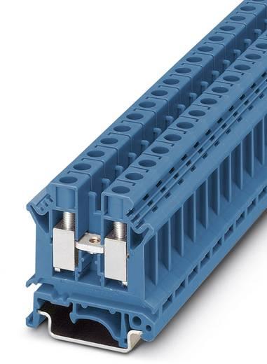 Phoenix Contact UK 10 N BU 3005086 Durchgangsreihenklemme Polzahl: 2 0.5 mm² 10 mm² Blau 50 St.