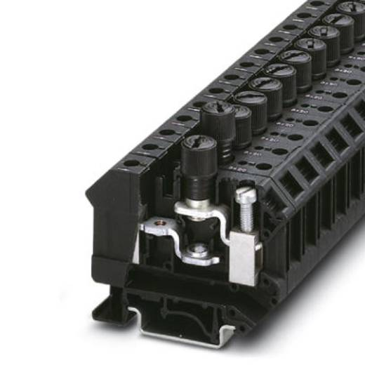 Sicherungsreihenklemme UK 10-DREHSILED 60 (5X20) Schwarz Phoenix Contact 50 St.