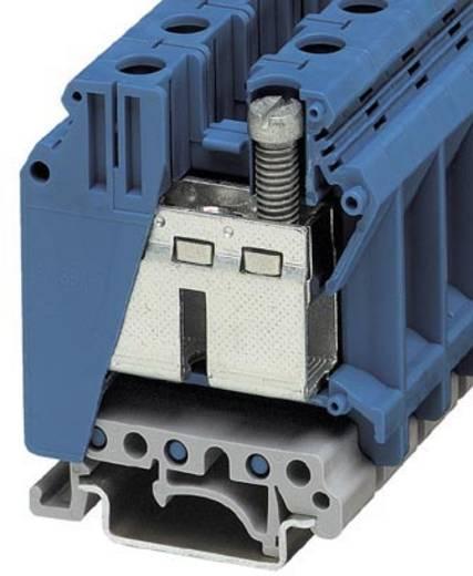 Phoenix Contact UK 35 BU 3008025 Durchgangsreihenklemme Polzahl: 2 0.75 mm² 35 mm² Blau 50 St.
