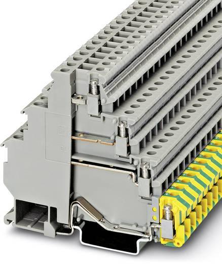 Durchgangsreihenklemme DLKB 2,5-PE Grau Phoenix Contact 50 St.