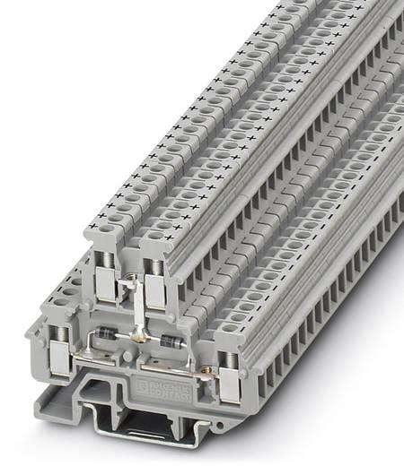 Durchgangsreihenklemme MBKKB 2,5-2DIO/O-UL/O-UR Grau Phoenix Contact 50 St.