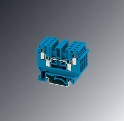 Phoenix Contact UDK 3 BU 2718277 Durchgangsreihenklemme Polzahl: 4 0.2 mm² 2.5 mm² Blau 50 St.