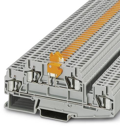 Messer-Trennklemme ZFKK 2,5-MT Grau Phoenix Contact 50 St.