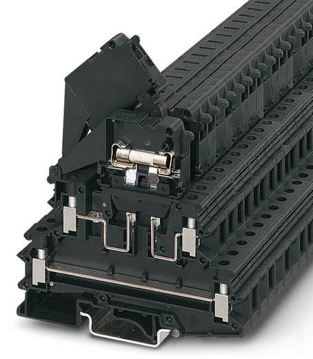Phoenix Contact UKK 5-HESI (5X20) 3007204 Sicherungsreihenklemme Polzahl: 4 0.2 mm² 4 mm² Schwarz 50 St.