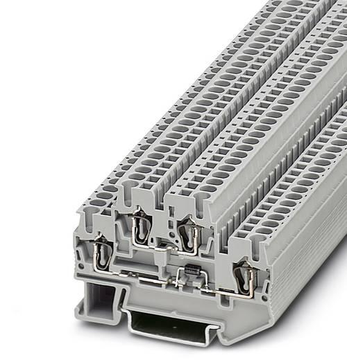 Bauelementreihenklemme STTB 2,5-DIO/UL-UR Grau Phoenix Contact 50 St.