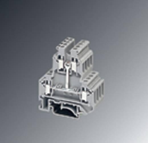 Phoenix Contact UKK 5-PV 2791388 Doppelstockklemme Polzahl: 4 0.2 mm² 4 mm² Grau 50 St.