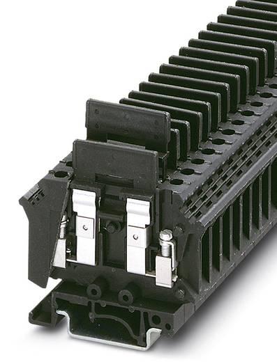 Sicherungsreihenklemme UK-SILED 24 STECKER Schwarz Phoenix Contact 50 St.